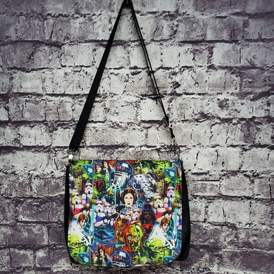 Amelia Bag - Graffiti Starwars