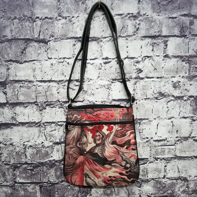 Crossbody - Heart of Darkness (Red)