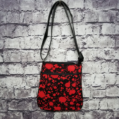 Crossbody - Blood Splatter