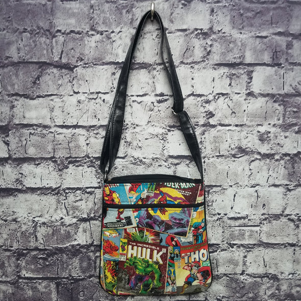 Crossbody- Marvel Comics