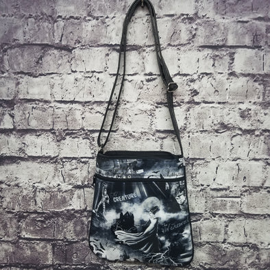 Crossbody Bag- Dark Monsters