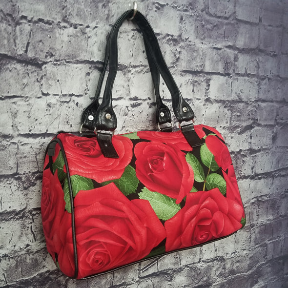 Dipity Bag - Rose's are red