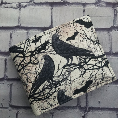 Not Just For Men (NJFM) Wallet- Ravens