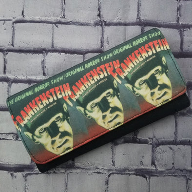 Wallet - Mary Shelley's Frankenstein Poster (Custom Faric)