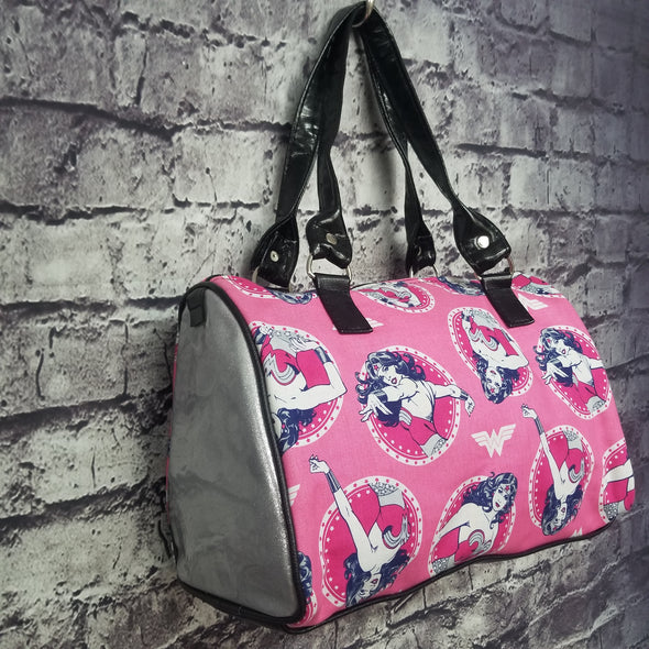 Dipity Bag - Pink Wonder Woman