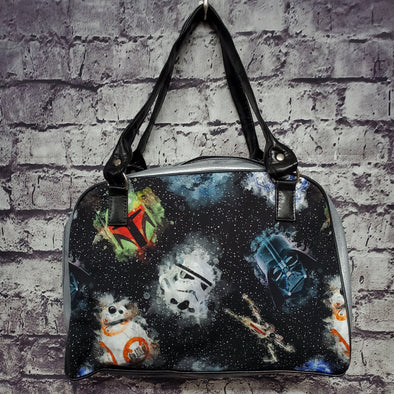 Minerva Bag Tri-Vinyl- Starwars Galaxy