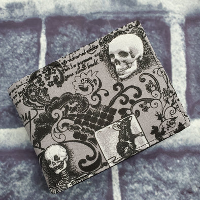 Not Just For Men (NJFM) Wallet - Scary Skull