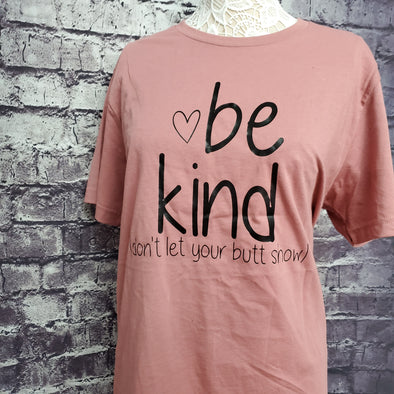 Unisex Top Notch Tee- Be Kind