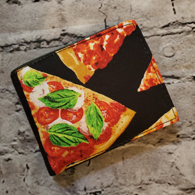 Not Just For Men (NJFM) Wallet - Pizza