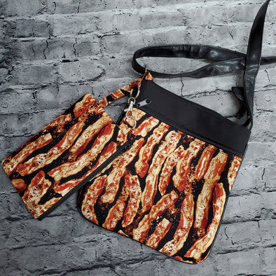 Crossbody & Voulala- Sizzling Bacon