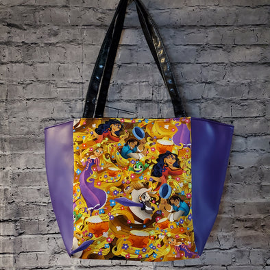 Top Notch Tote- Tangled