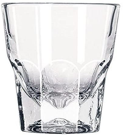 Gibraltar Glass 4.5 Oz