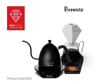 Brewista Artisan 600ml Gooseneck Variable Kettle-Stefanos signature limited edition
