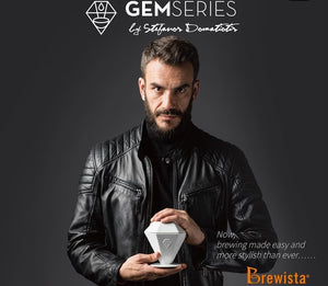 Brewista GEMS Porcelain Dripper