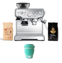 The Barista Express Stay home bundle