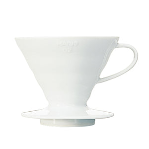 Hario - Coffee Dripper V60 02 Ceramic White
