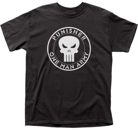 Punisher One Man Army Tee