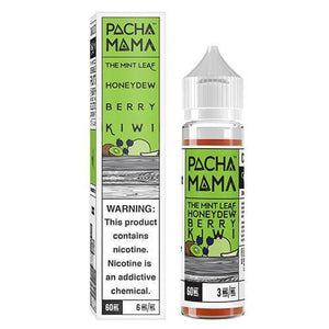 Pachamama The Mint Leaf 60ml Vape Juice