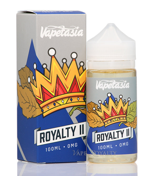 Vapetasia Royalty II Ejuice