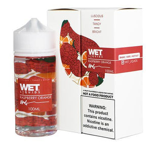 Raspberry Orange eJuice by Wet Liquids