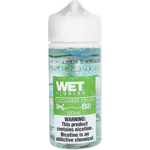 Wet Liquids Cucumber Crush Iced 100ml