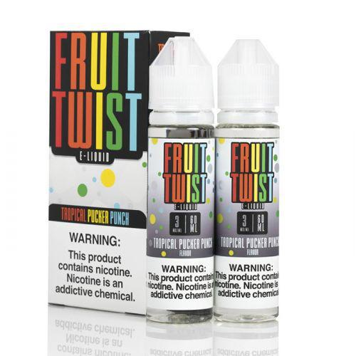 Tropical Pucker Punch 120ml