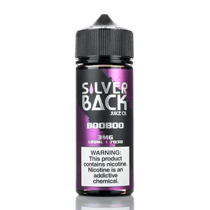 Silverback Juice Co - BooBoo - 120ml
