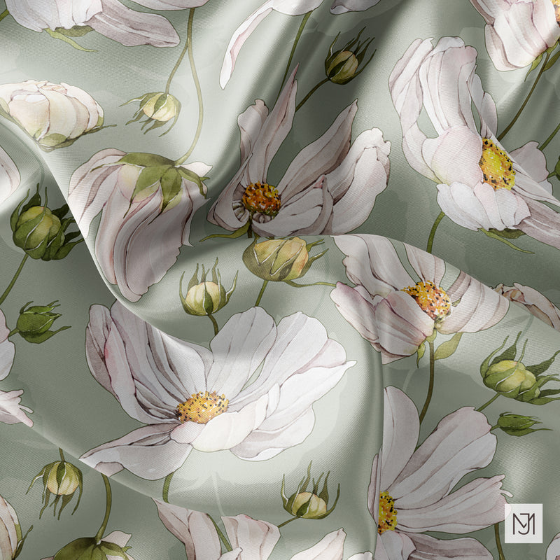 Daisy Seamless Pattern - 036