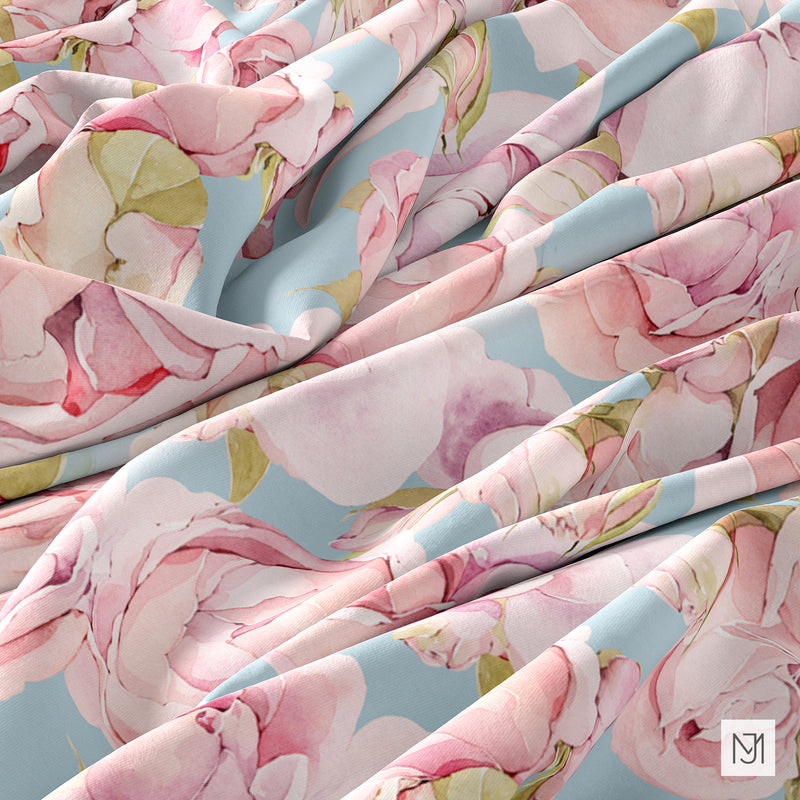 Roses Seamless Pattern - 035