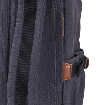 Inikama Backpack Kuala Lumpur Deep Well Detail Secret Pocket