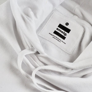 The Smeig Hoodie - White