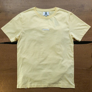 Soft Yellow Tee