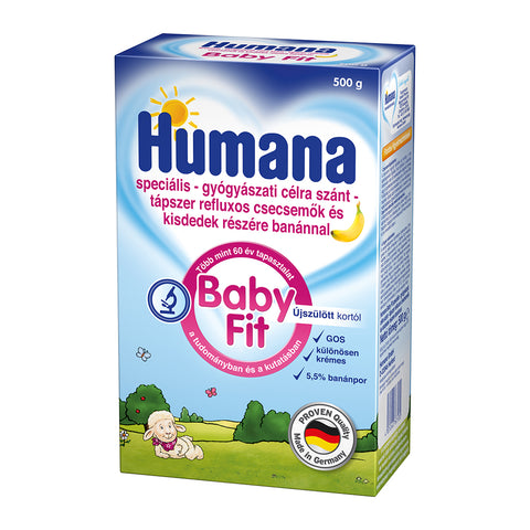 Humana Baby Fit - 500 g