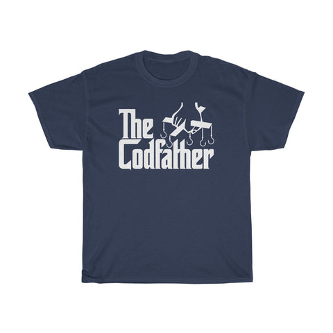 The Codfather Adult Unisex Short Sleeve Tee