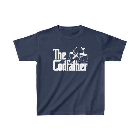 The Codfather Kid's Unisex Short Sleeve Tee