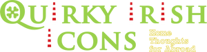 Quirky Irish Icons logo
