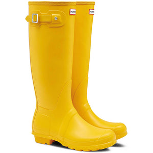 Yellow Wellies Fridge Magnet