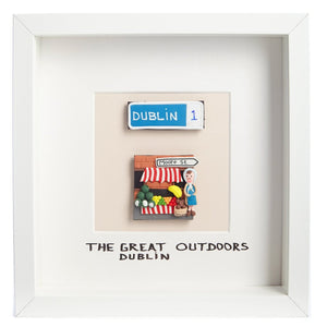 The Great Outdoors Dublin - Framed Irish Gift