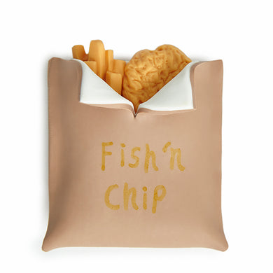 Fish and Chips fridge magnet - Irish themed gifts