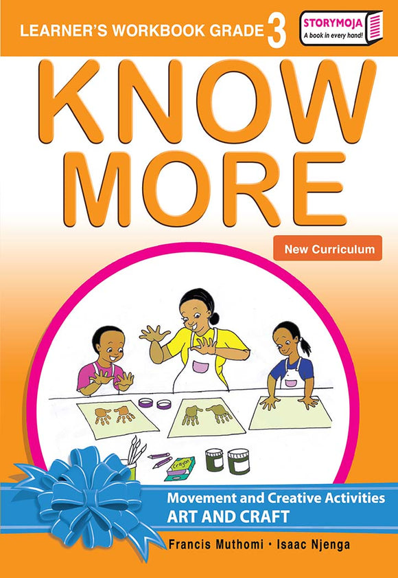 Art & Craft Activities Learners Workbook Grade 3