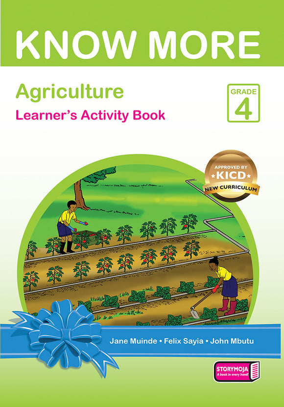Agriculture Learner's Book Grade 4