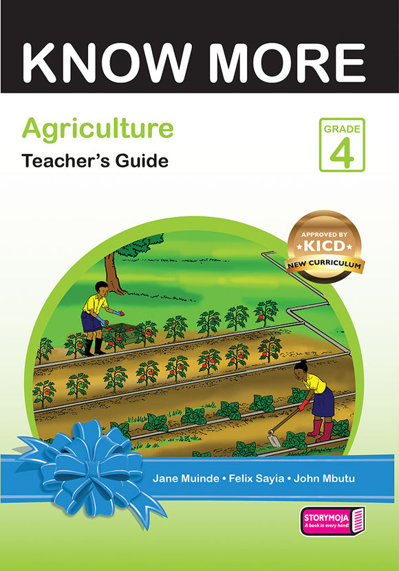 Agriculture Teacher's Guide Grade 4