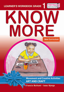 Art & Craft activities Learner's Workbook Grade 1