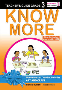 Art and Craft Activities Teacher's Guide Grade 3