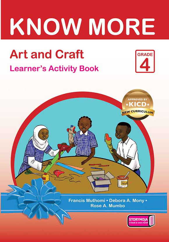 Art and Craft Learner's book Grade 4