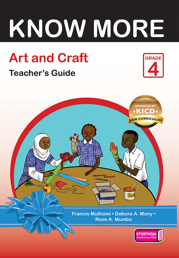 Art and Craft Grade 4, Teacher's Guide