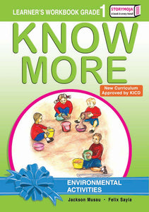Environmental Activities Learner's Workbook Grade 1