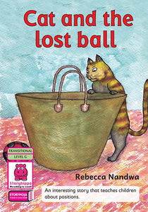 Cat and the lost ball