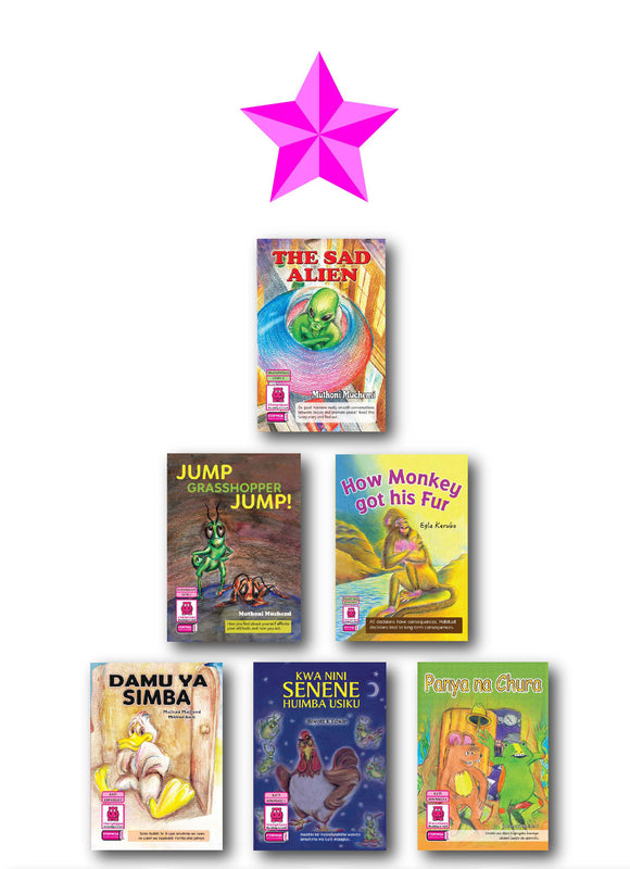 Gifts That Last, 7-9 Years Book Pack