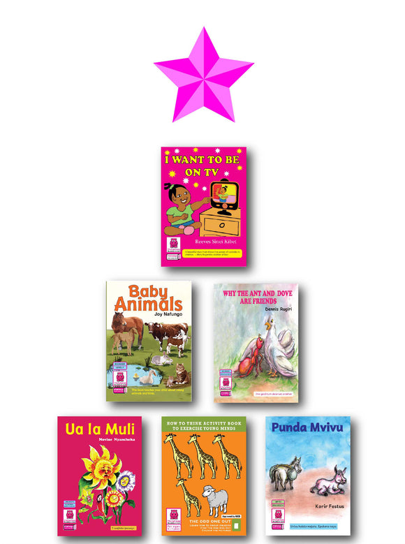 Gifts That Last, 4-6 years book pack